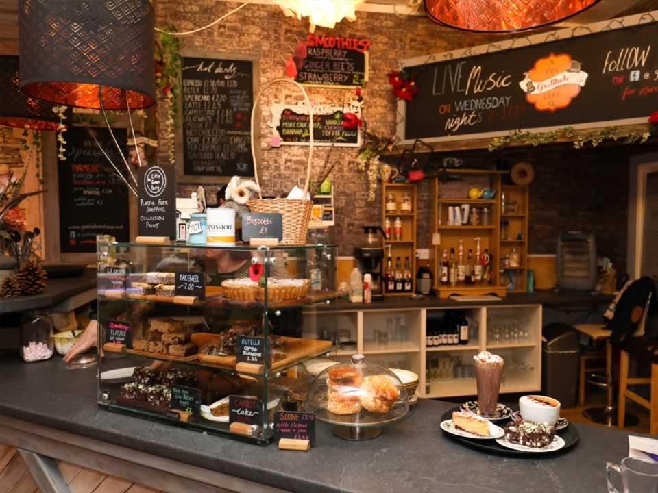 Picture for Cafés