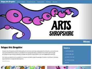 http://www.octopusartsshropshire.co.uk/